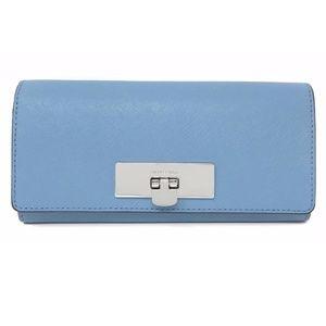 NEW!  Michael Kors Carryall Wallet (FABGRAD)